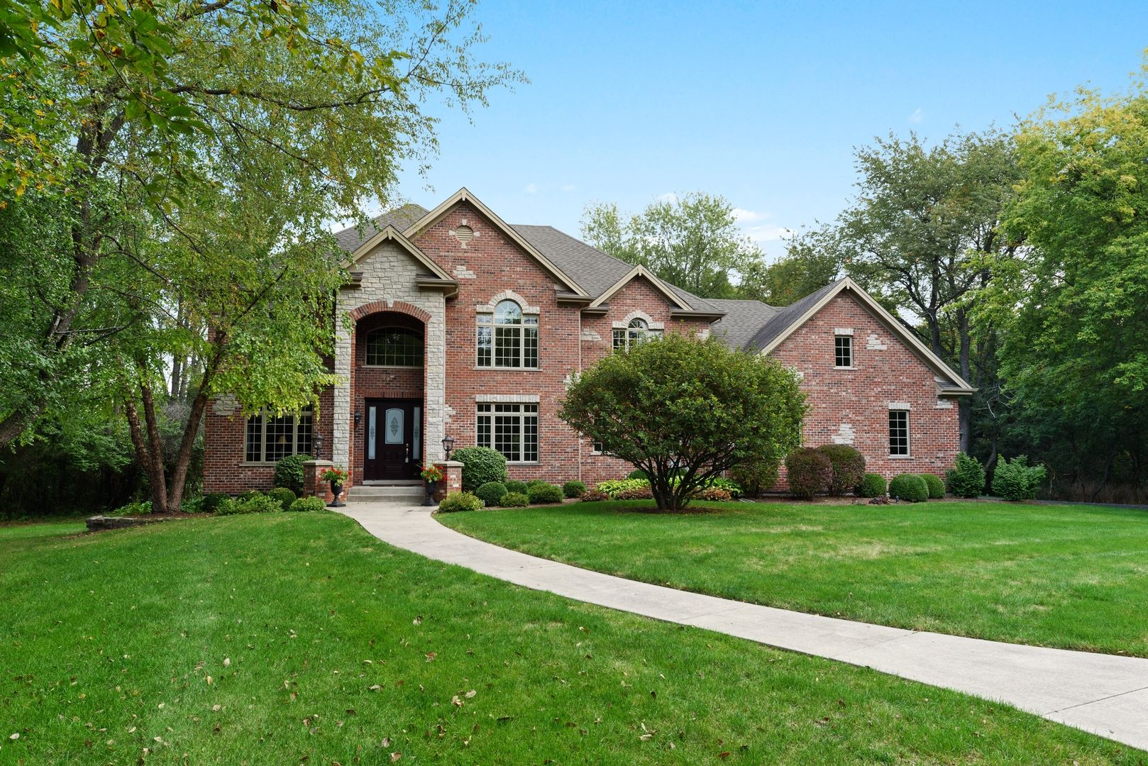 3504 S Country Club Road, Woodstock, IL 60098 - #: 10882216