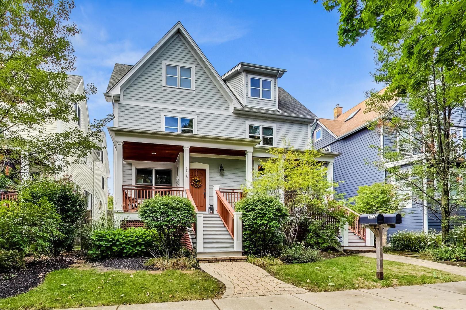 Photo for 1420 FLORENCE Avenue, Evanston, IL 60201 (MLS # 10928216)