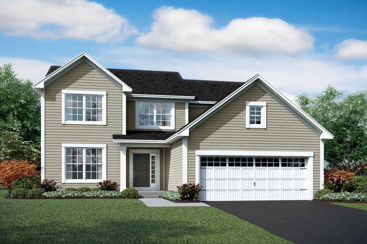Photo of 12311 S Prairie Ridge Lot #117 Lane, Plainfield, IL 60585 (MLS # 11061216)