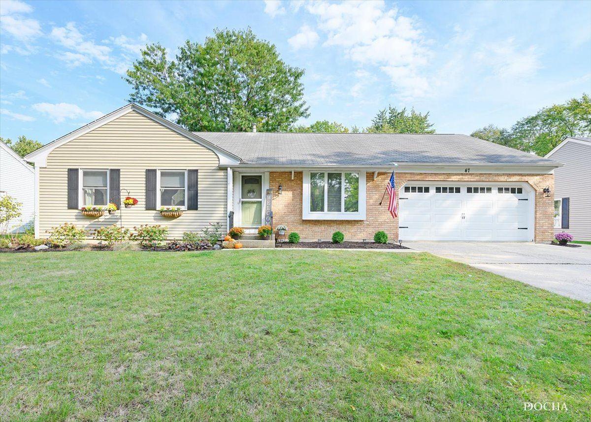 47 Sherwick Road, Oswego, IL 60543 - #: 11245216