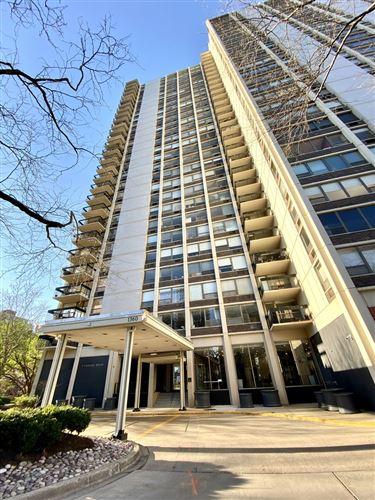 Photo of 1360 N SANDBURG Terrace #2105, Chicago, IL 60610 (MLS # 11060217)
