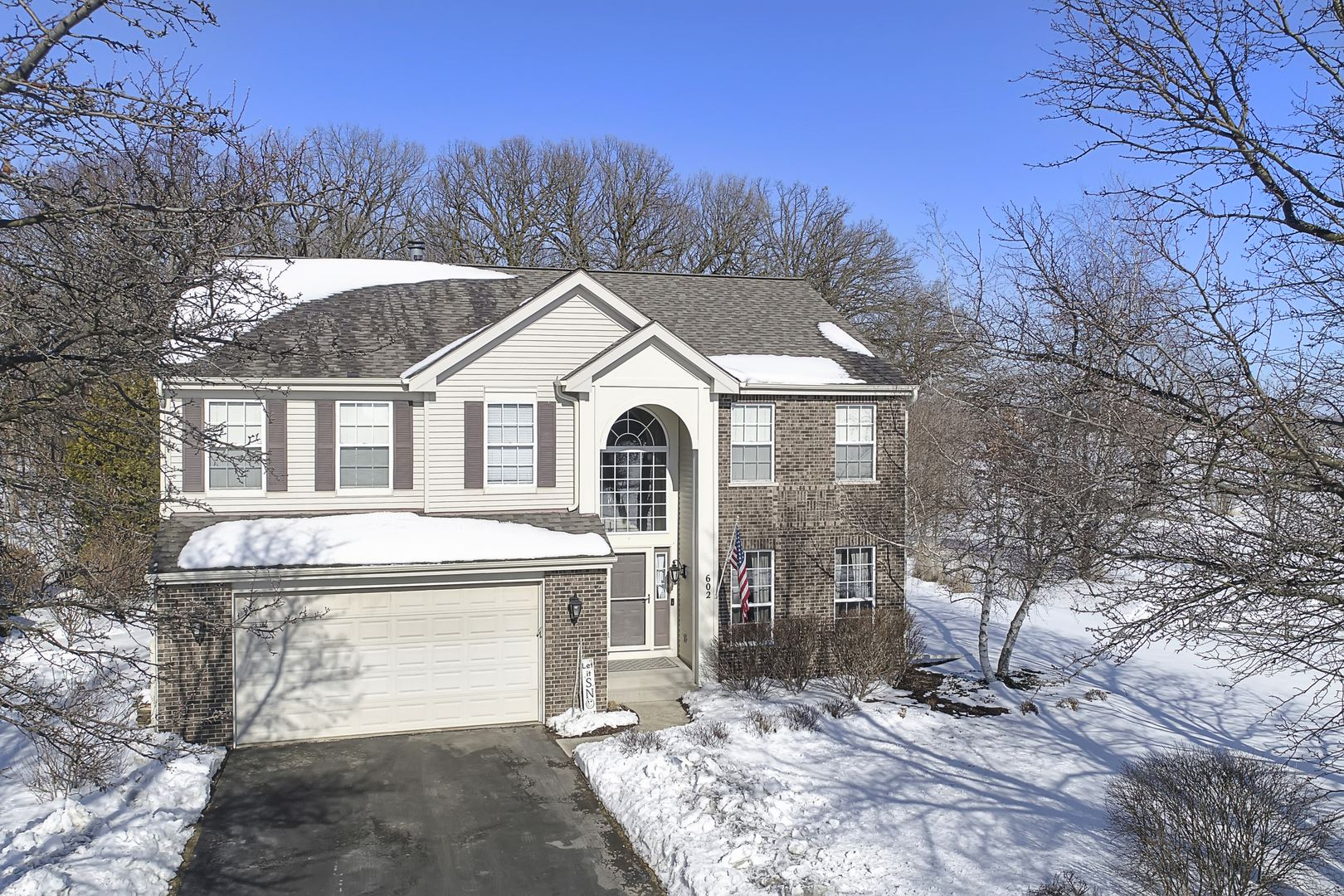Photo of 602 Pearces Ford Road, Oswego, IL 60543 (MLS # 10992217)