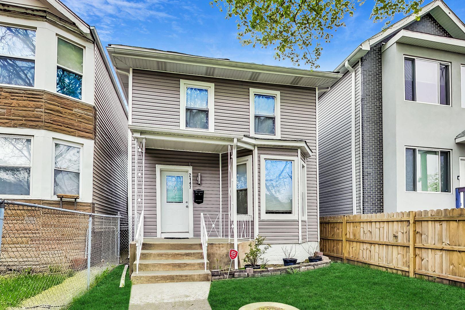 2147 N Kenneth Avenue, Chicago, IL 60639 - #: 11187217