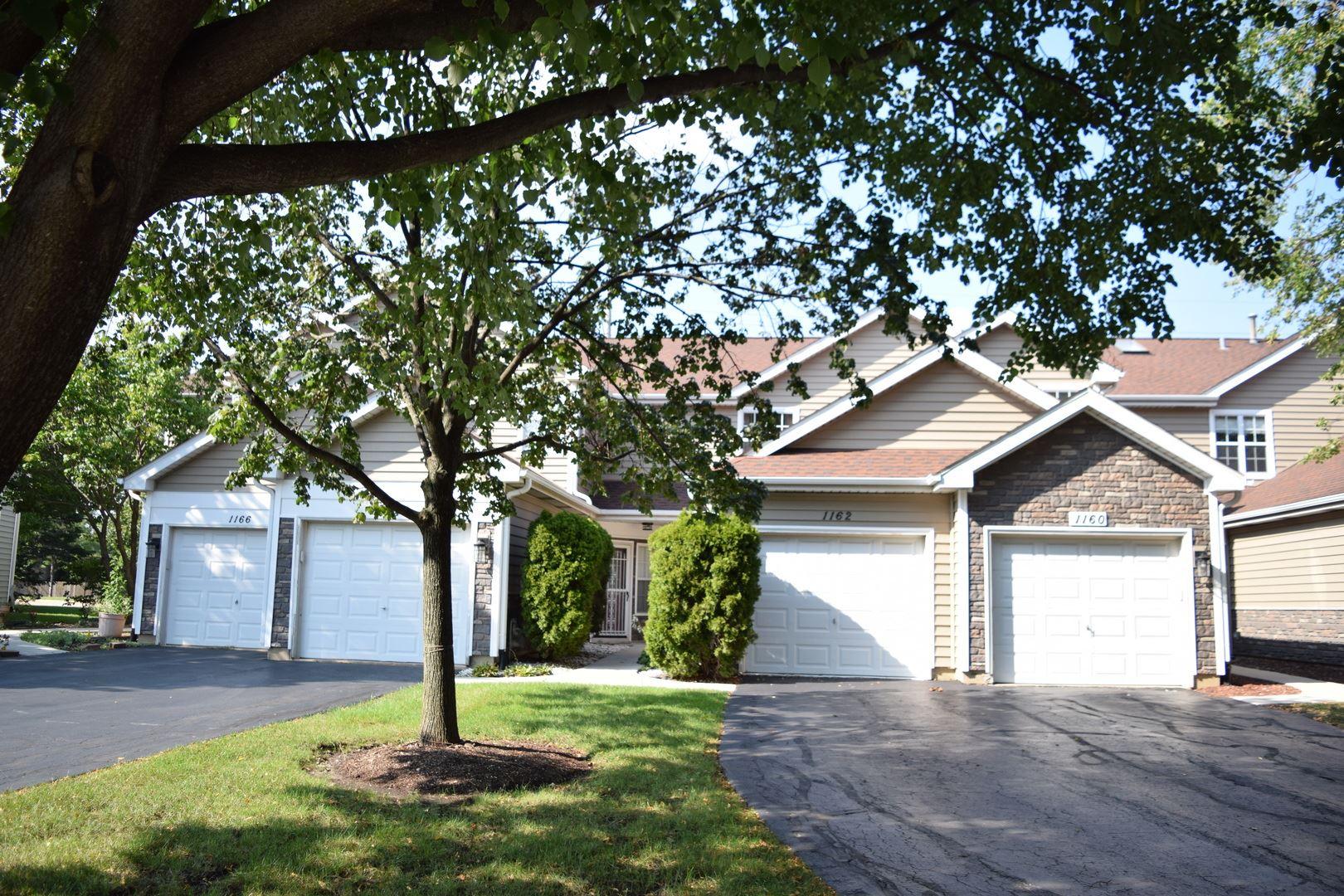 1162 Regency Drive, Schaumburg, IL 60193 - #: 11209217
