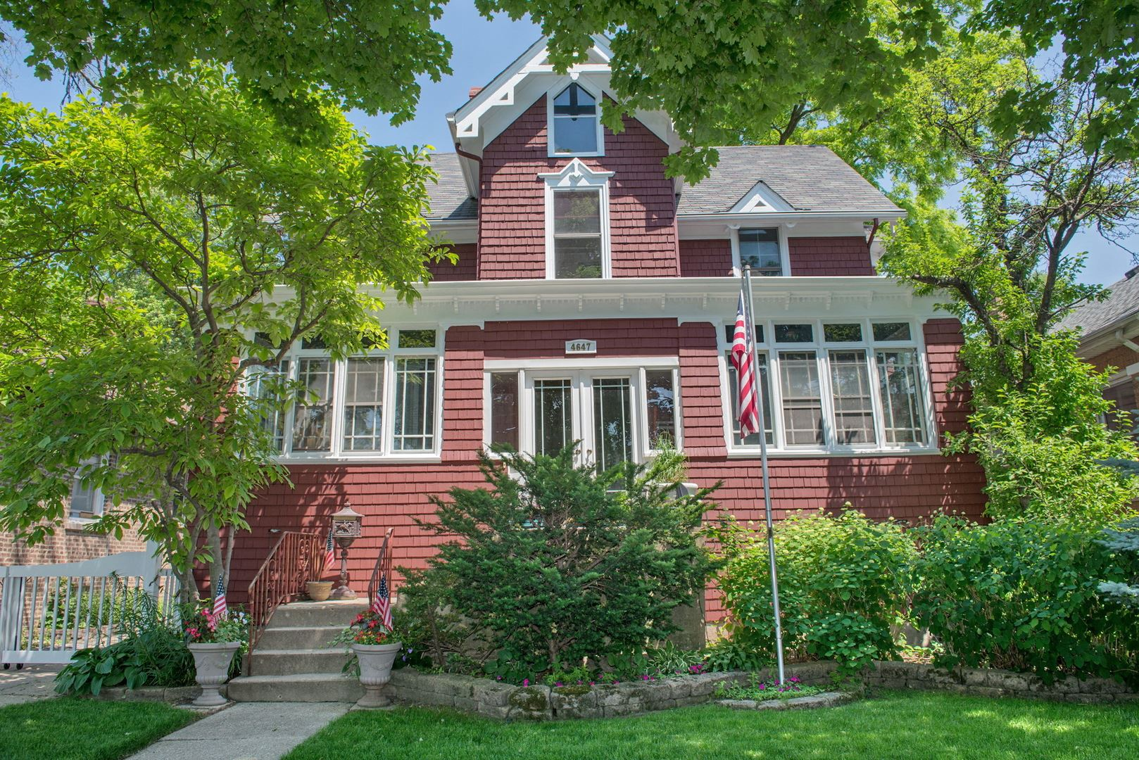 4647 N Keating Avenue, Chicago, IL 60630 - #: 10758219