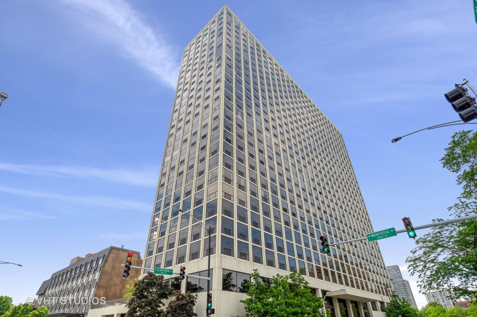 4343 N Clarendon Avenue #708, Chicago, IL 60613 - #: 11185219