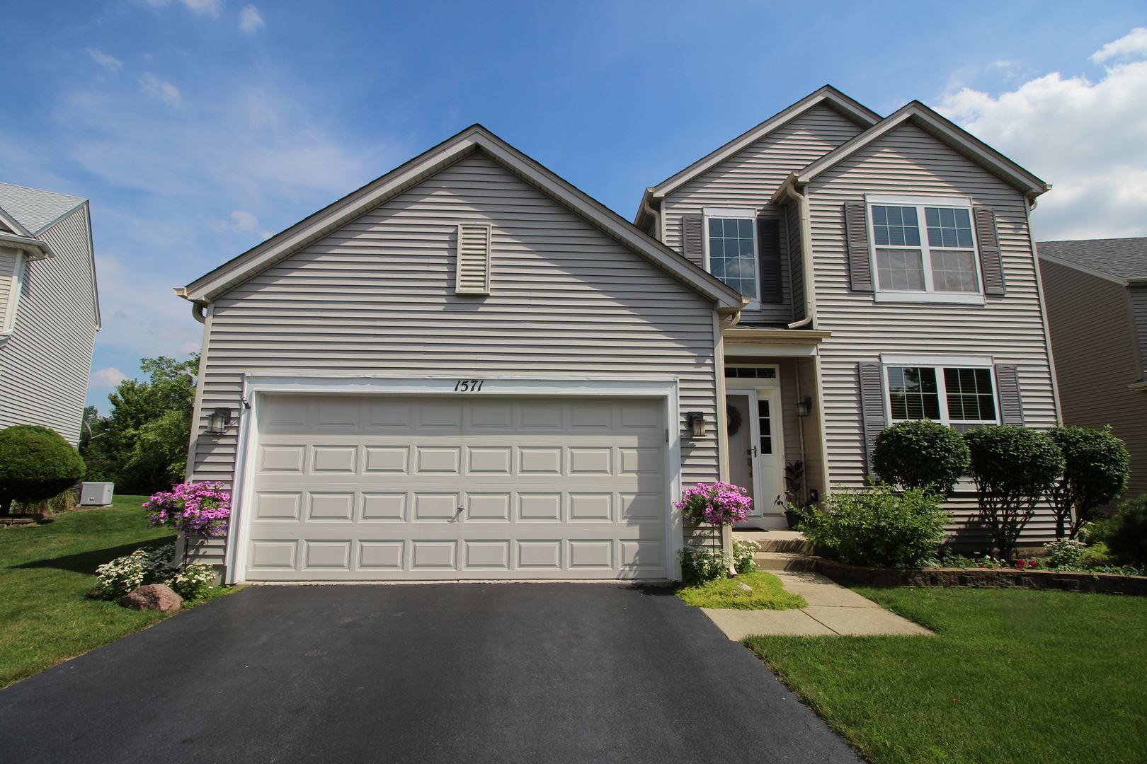1571 Lavender Drive, Romeoville, IL 60446 - #: 10767220