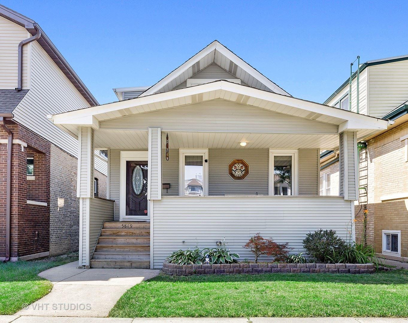 5819 W Warwick Avenue, Chicago, IL 60634 - #: 10783220