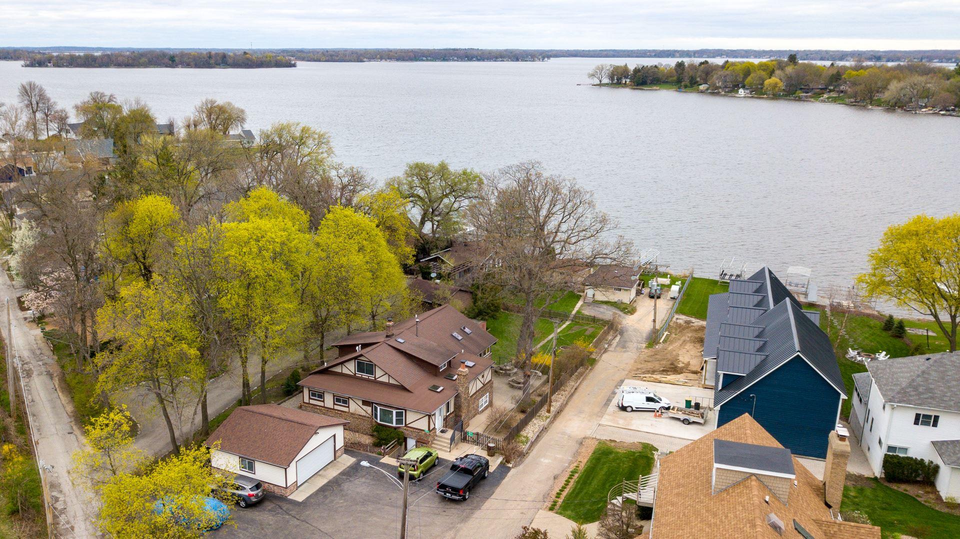 1 Lakeside Lane, Fox Lake, IL 60020 - #: 11056220