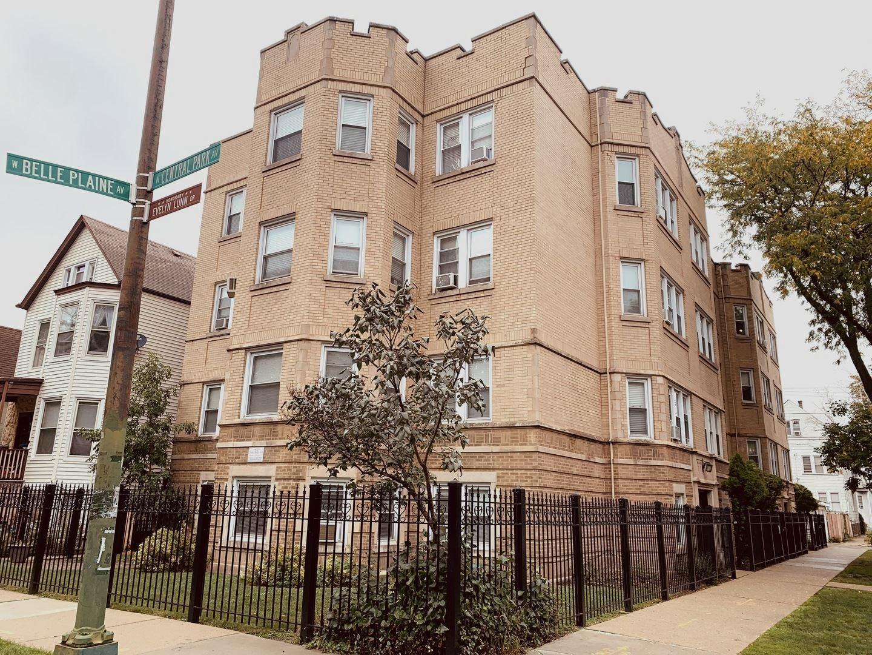 3550 W Belle Plaine Avenue #1, Chicago, IL 60618 - #: 11242220