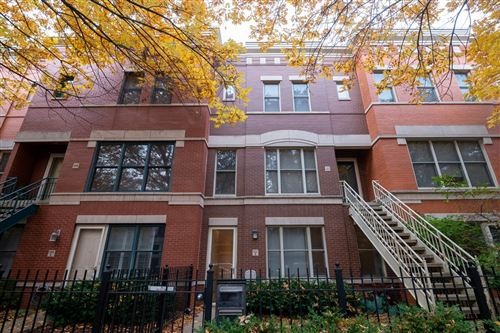 Photo of 1322 W Fillmore Street #A, Chicago, IL 60607 (MLS # 10914221)