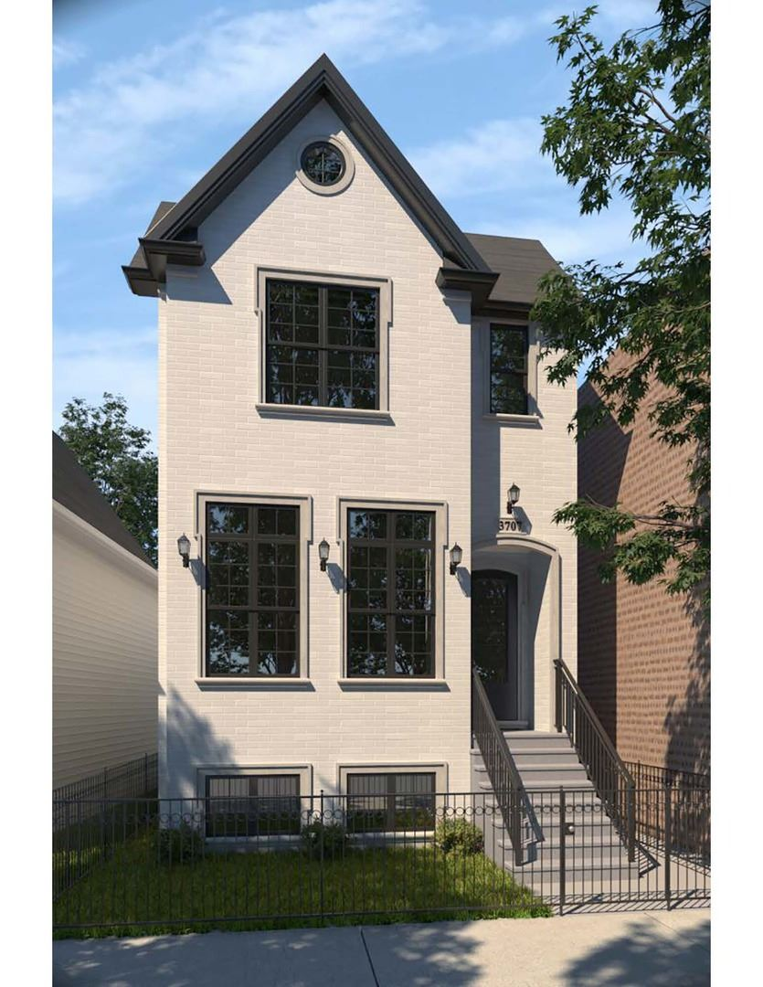 3707 N Paulina Street, Chicago, IL 60613 - #: 10709221