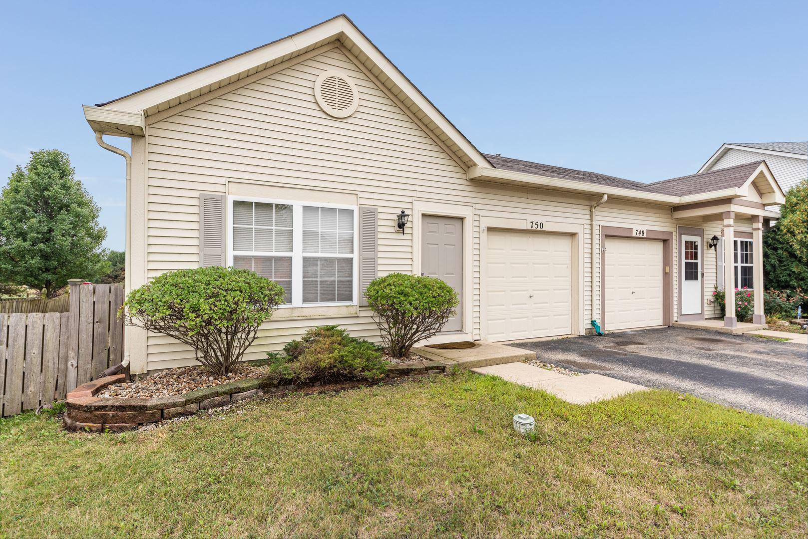 Photo of 750 Bayles Drive, Romeoville, IL 60446 (MLS # 10853221)