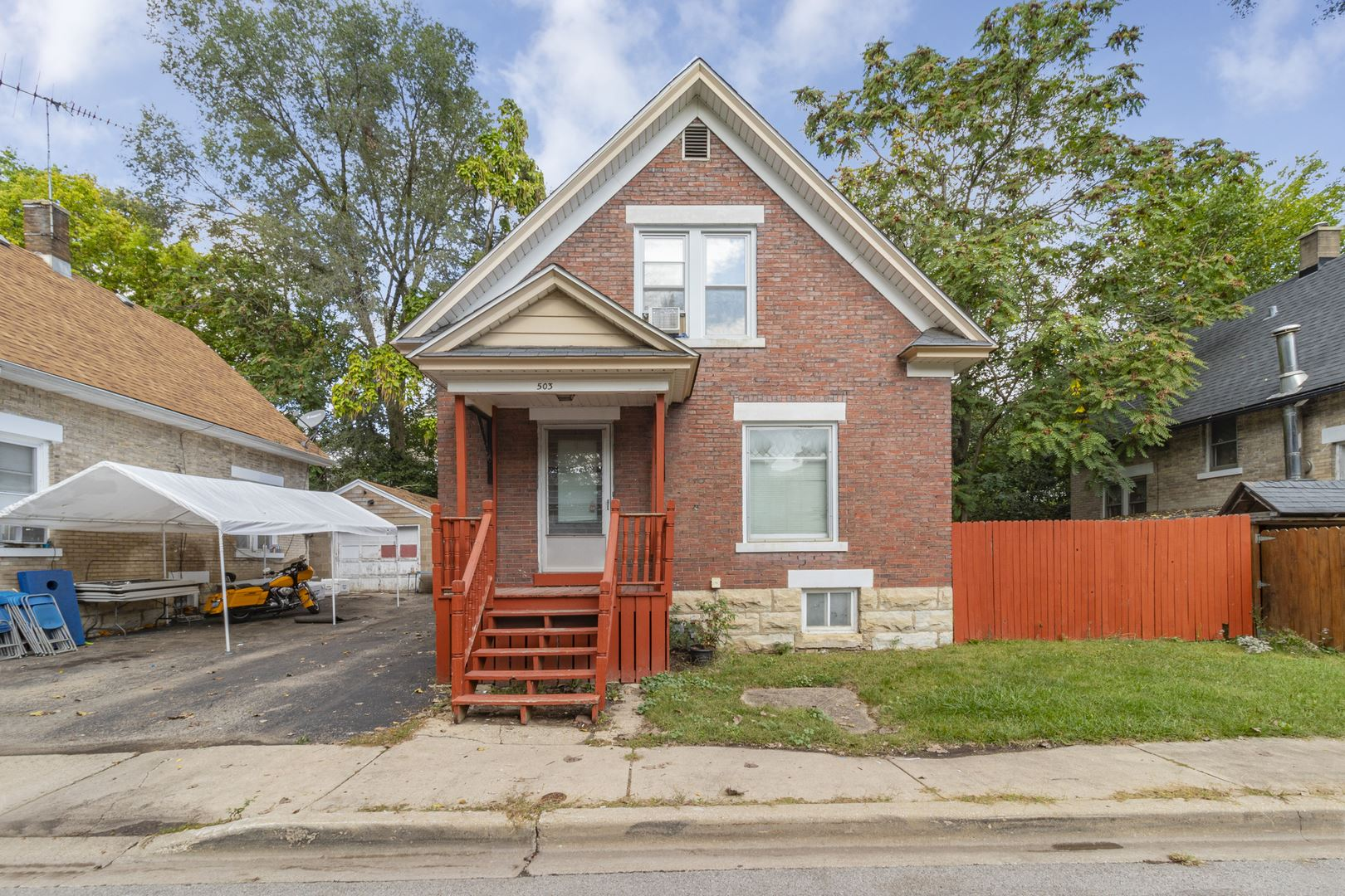 503 Emmett Street, Joliet, IL 60436 - #: 11243221