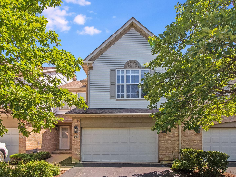 2049 Ivy Ridge Drive #2049, Hoffman Estates, IL 60192 - #: 10784222