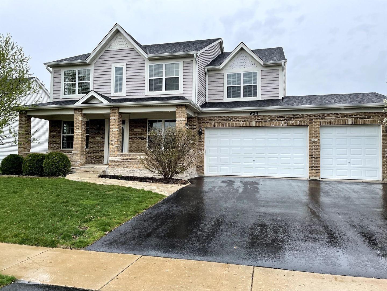 Photo of 624 Ebony Drive, Oswego, IL 60543 (MLS # 11051222)