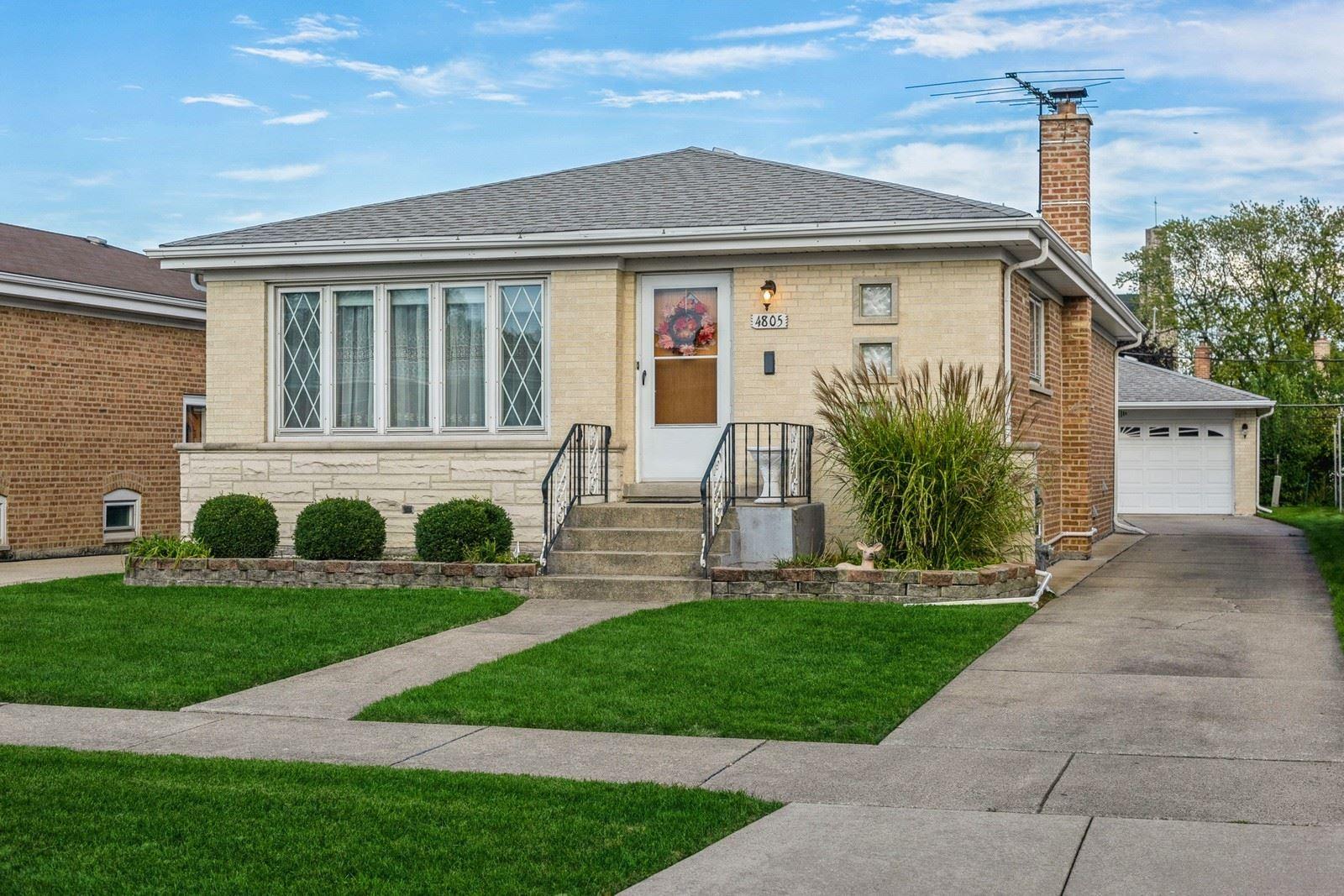 4805 N Knight Avenue, Norridge, IL 60706 - #: 11252222