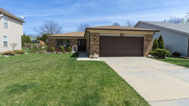 41 N Prairie Drive, Addison, IL 60101 - #: 10700223