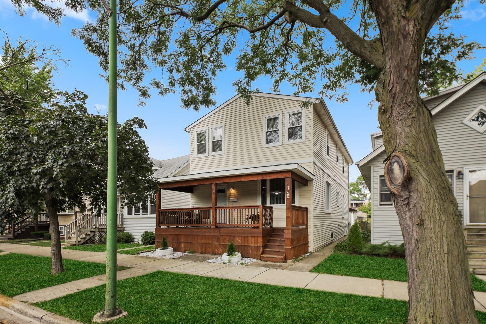 6228 W Newport Avenue, Chicago, IL 60634 - #: 11188223
