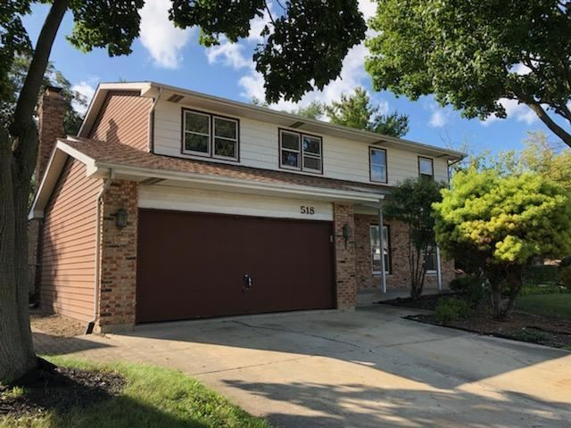 518 Flint Trail, Carol Stream, IL 60188 - #: 10504224