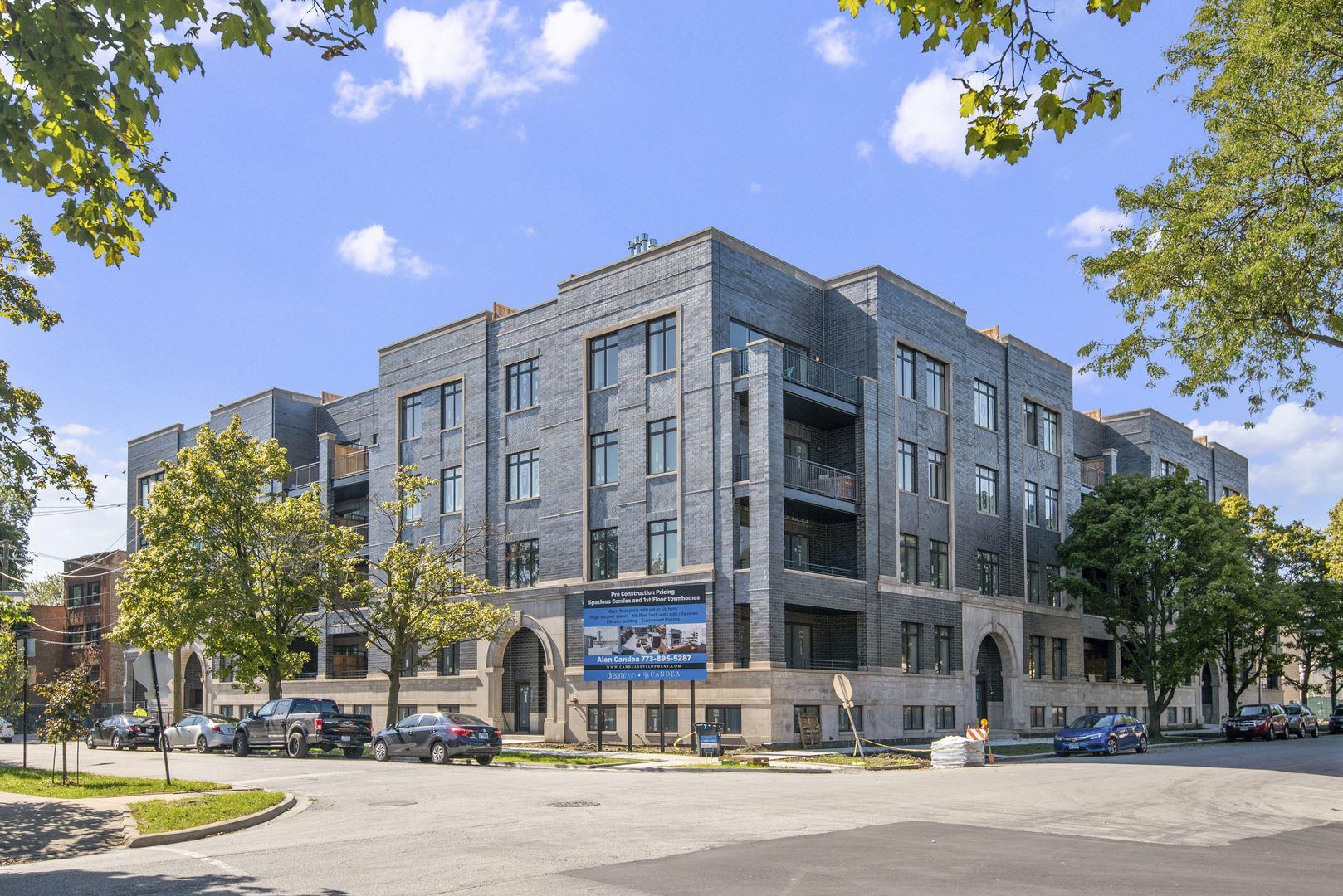 5748 N Hermitage Avenue #203, Chicago, IL 60660 - #: 10703224