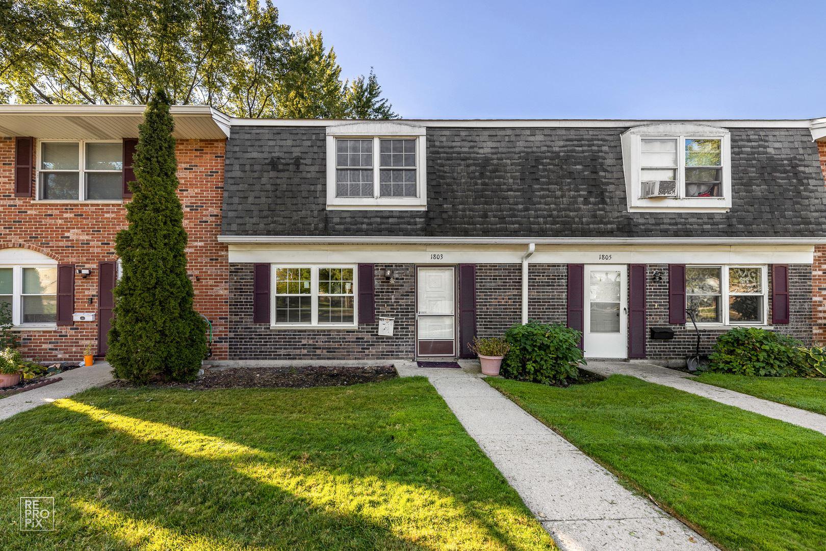 1803 Short Avenue, Streamwood, IL 60107 - #: 11229225