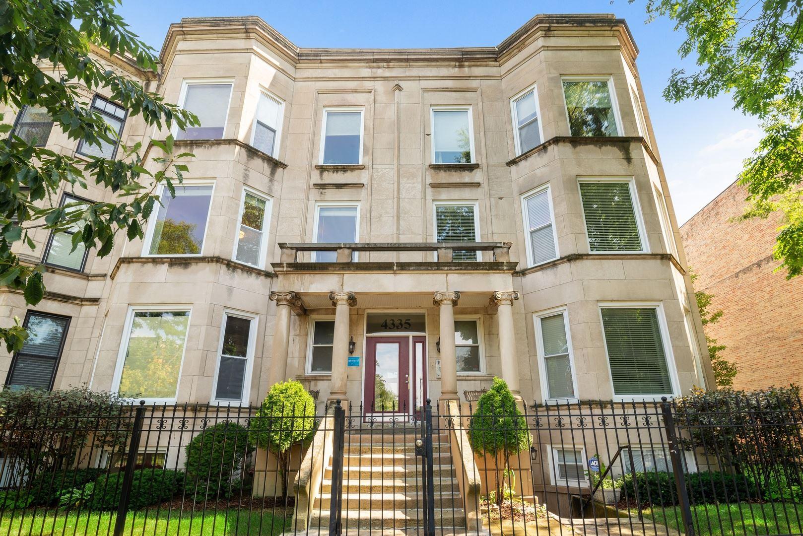 4335 S Vincennes Avenue #3S, Chicago, IL 60653 - #: 11244225