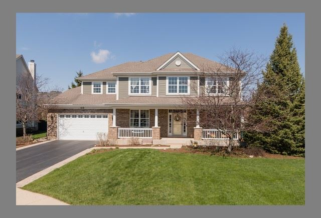 415 Wentworth Circle, Cary, IL 60013 - #: 10695226