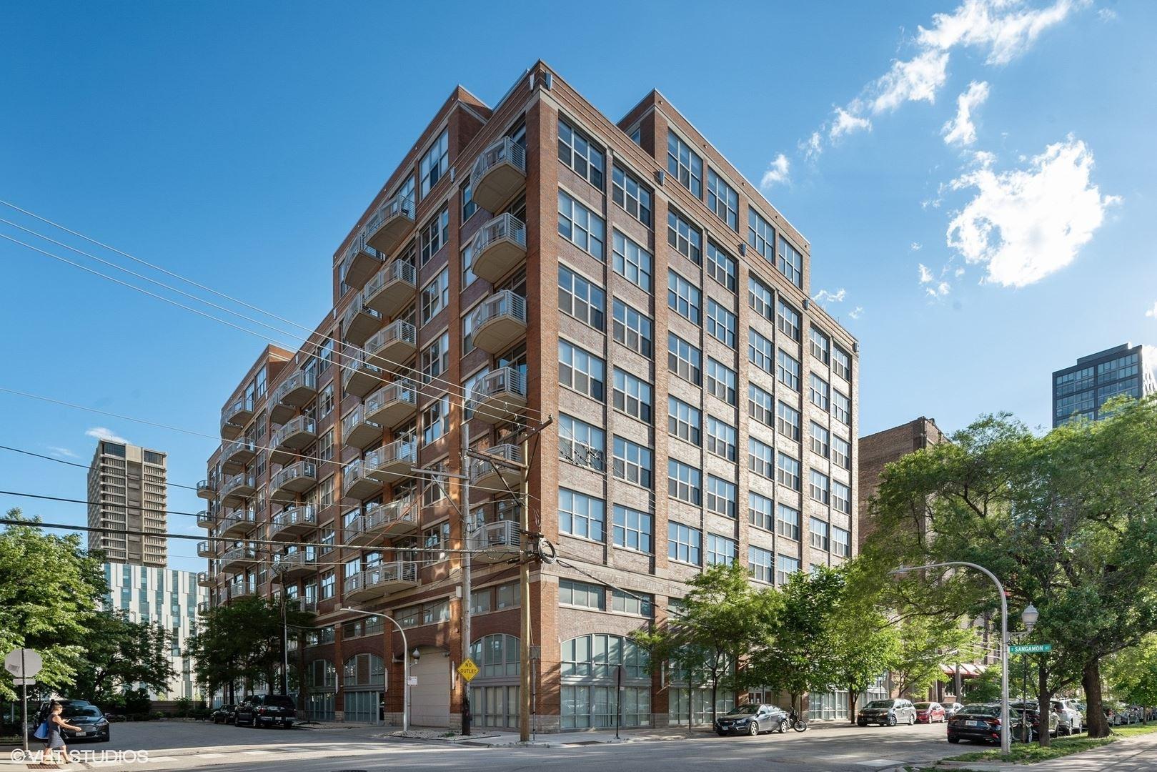 933 W VAN BUREN Street #315, Chicago, IL 60607 - MLS#: 10743226