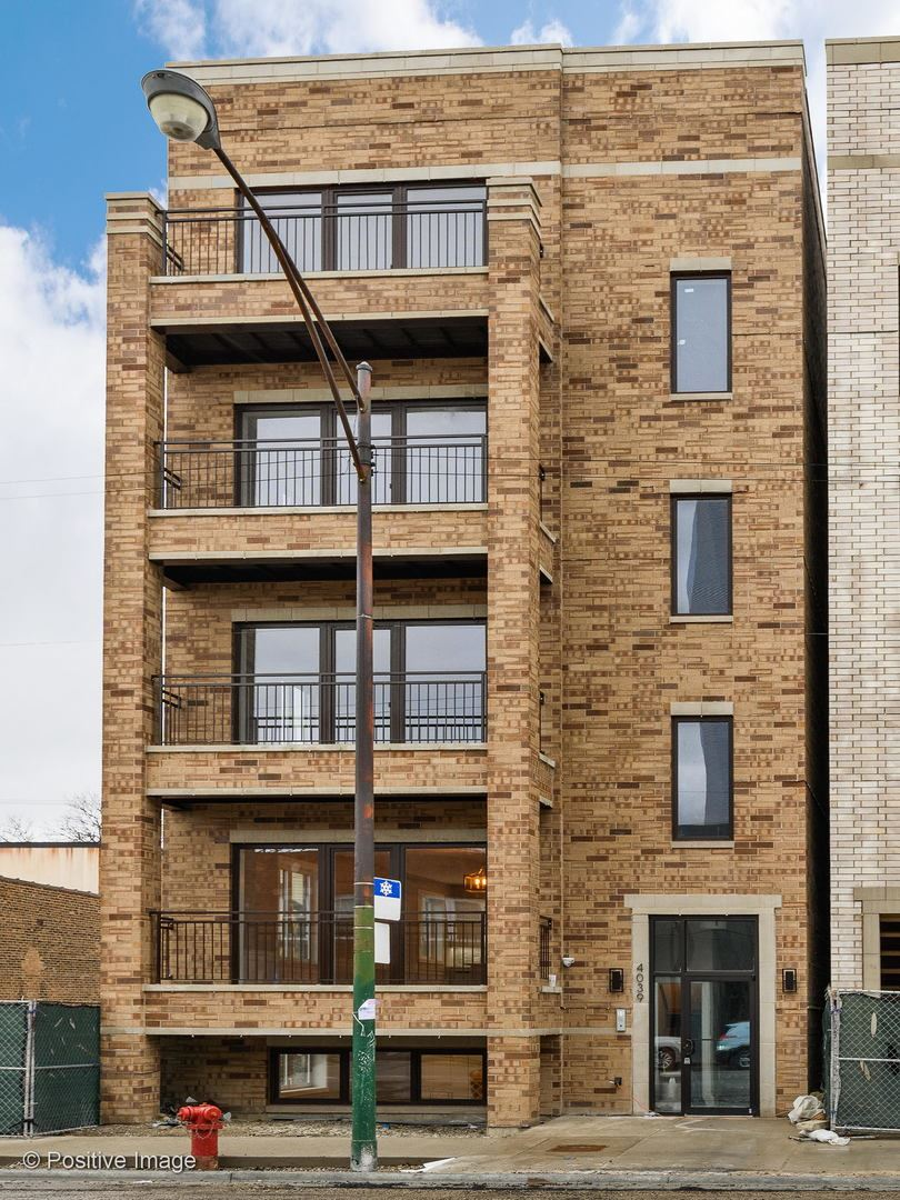 4041 N Elston Avenue #3, Chicago, IL 60618 - #: 10757226