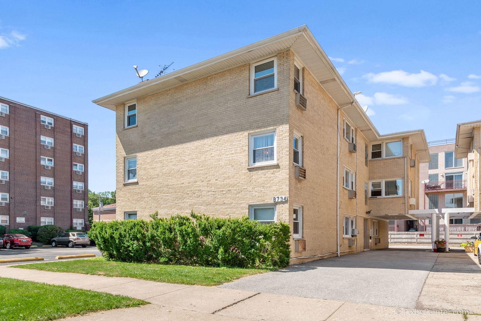 8734 W Summerdale Avenue #2S, Chicago, IL 60656 - #: 10776226