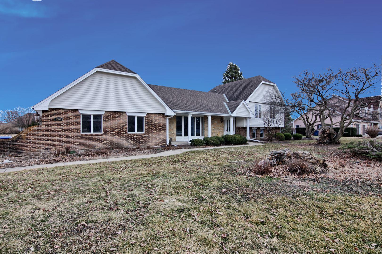Photo of 17545 S Virginia Drive, Plainfield, IL 60586 (MLS # 11002226)