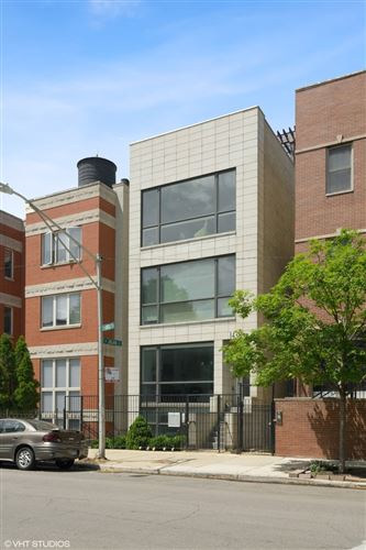 Photo of 1438 N WOOD Street #3, Chicago, IL 60622 (MLS # 11104227)