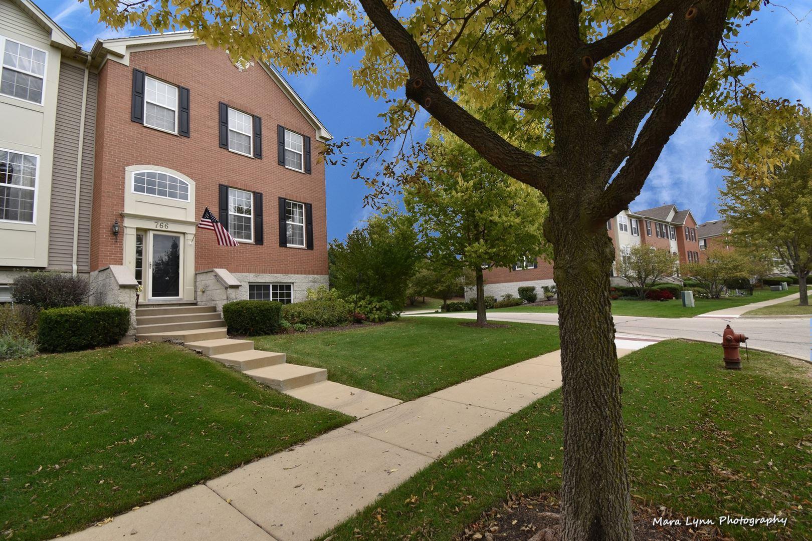766 Thornbury Court #107-4, Bartlett, IL 60103 - #: 10892227