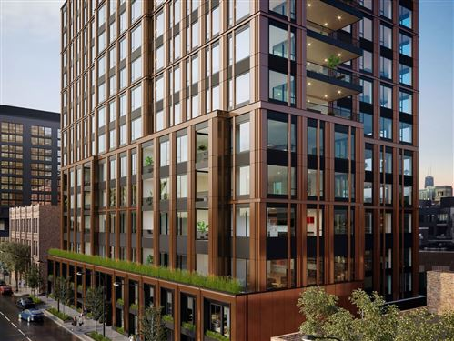 Photo of 21 N May Street #604, Chicago, IL 60607 (MLS # 11185228)