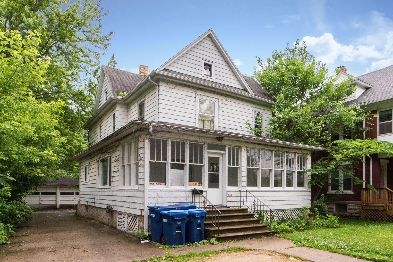 518 College Avenue, De Kalb, IL 60115 - #: 10465228
