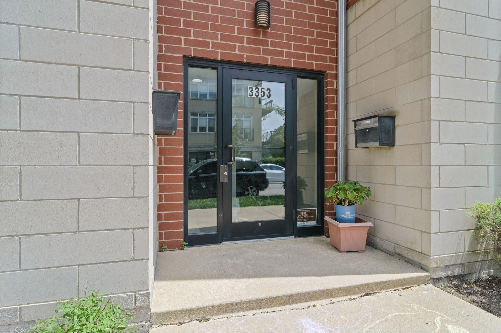 3353 N Hamilton Avenue #D, Chicago, IL 60657 - #: 10780228