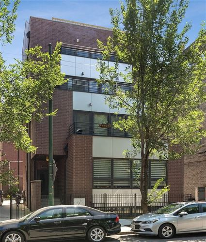 Photo of 1353 N Noble Street #3, Chicago, IL 60642 (MLS # 11254230)