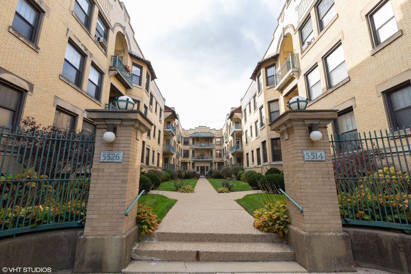 5520 S Cornell Avenue #1S, Chicago, IL 60637 - #: 10753230