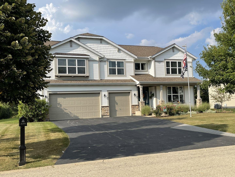 3591 Ayres Drive, Aurora, IL 60506 - #: 11195230