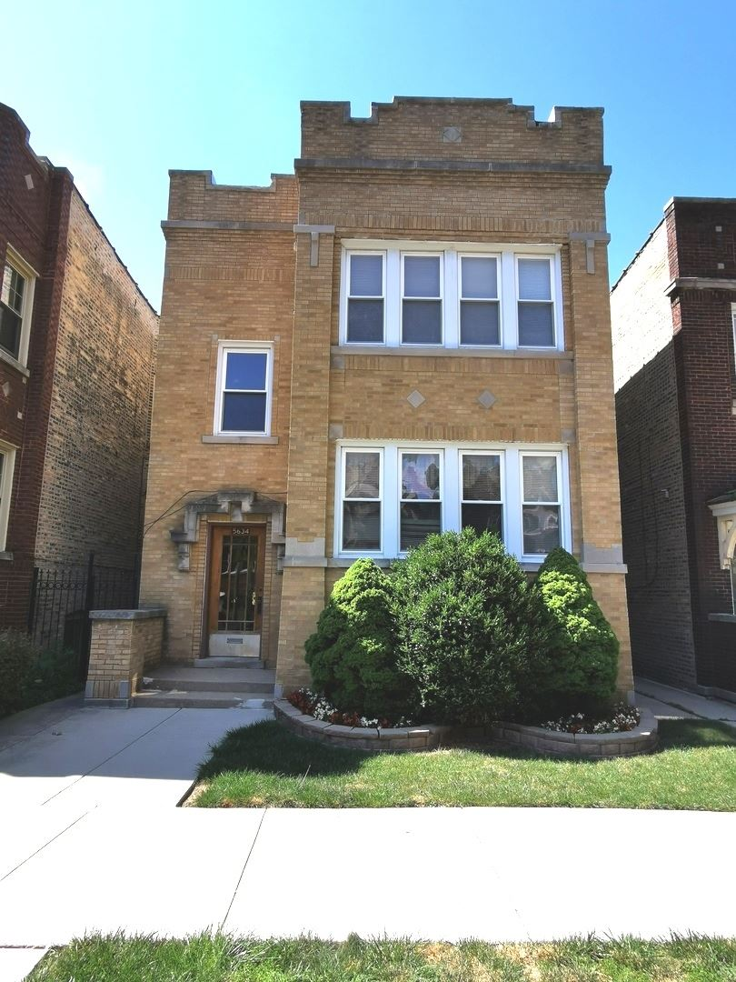 5634 N Campbell Avenue, Chicago, IL 60659 - MLS#: 11210231