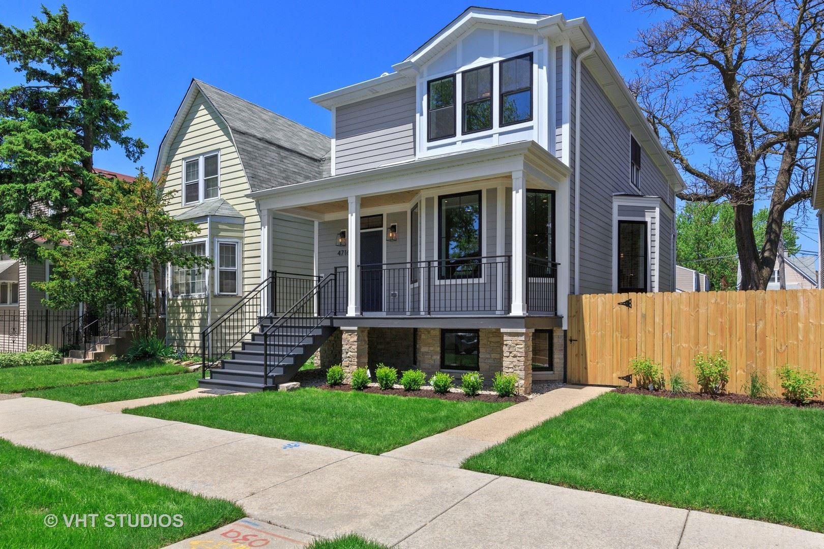4716 W Berenice Avenue, Chicago, IL 60641 - #: 10724233