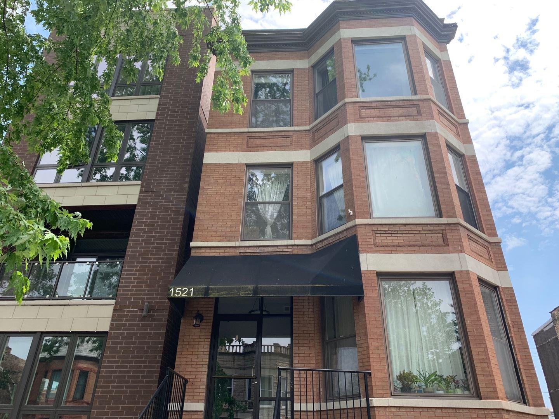 1521 N FAIRFIELD Avenue #1, Chicago, IL 60622 - #: 10796233