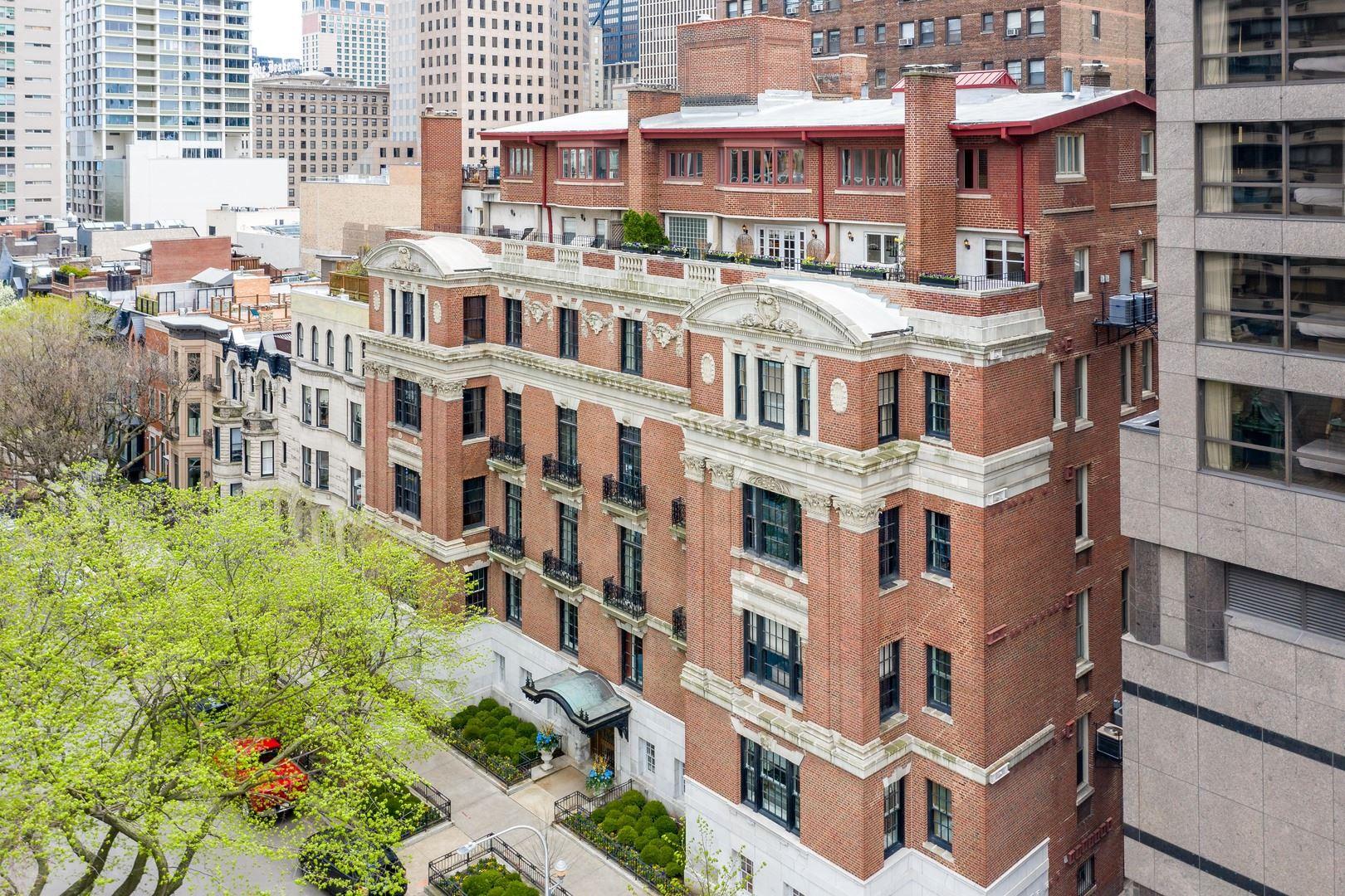 33 E BELLEVUE Place #PH-W7, Chicago, IL 60611 - #: 11052233