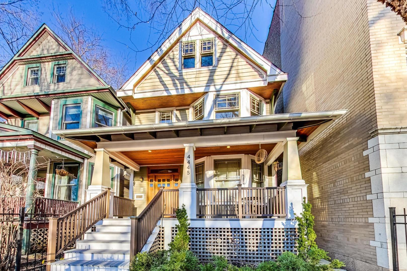 4445 N Greenview Avenue, Chicago, IL 60640 - MLS#: 11242233