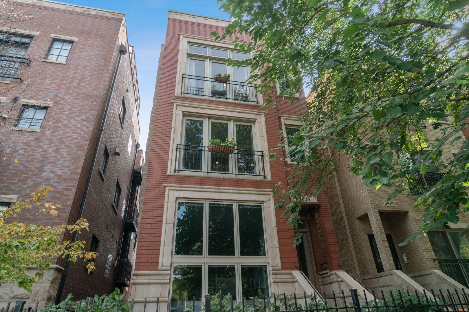 3023 N Damen Avenue #2, Chicago, IL 60618 - MLS#: 11243233