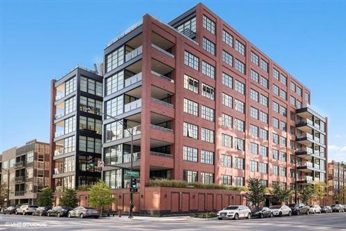 Photo of 1109 W WASHINGTON Boulevard #5A, Chicago, IL 60607 (MLS # 11243234)