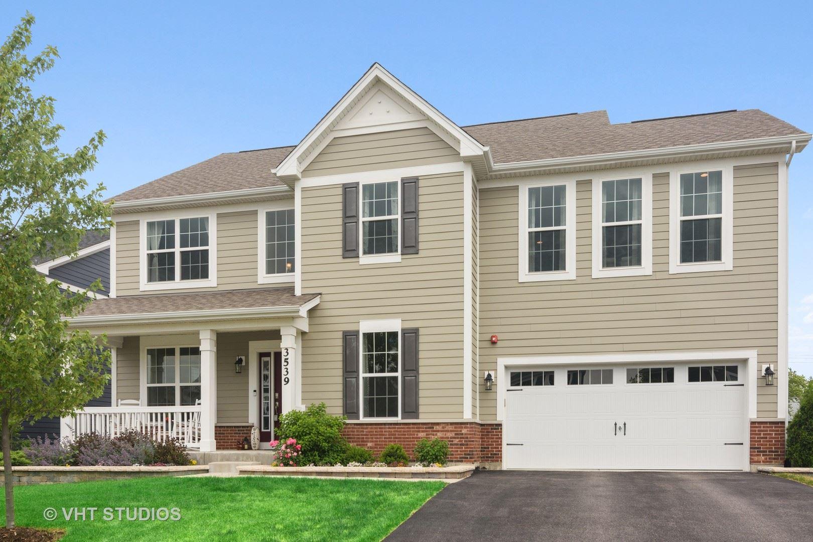 3539 Elsie Lane, Hoffman Estates, IL 60192 - #: 10747234