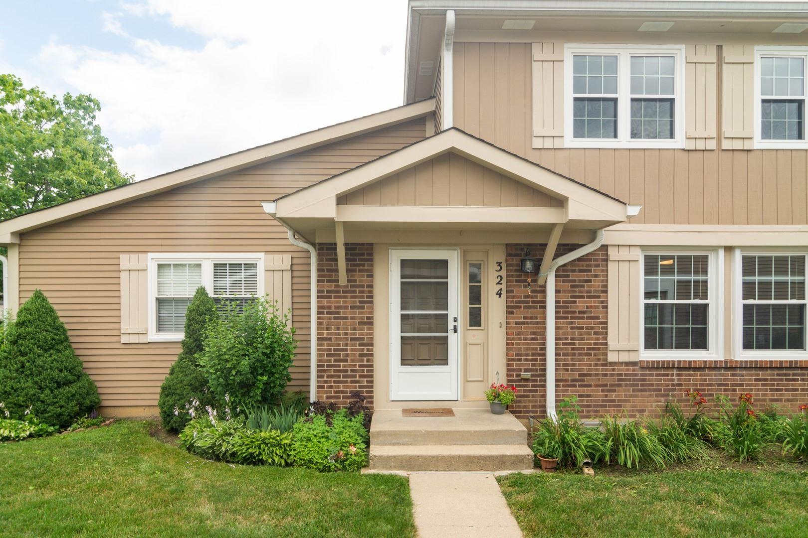 324 Cherrywood Court #51B, Vernon Hills, IL 60061 - #: 10795234
