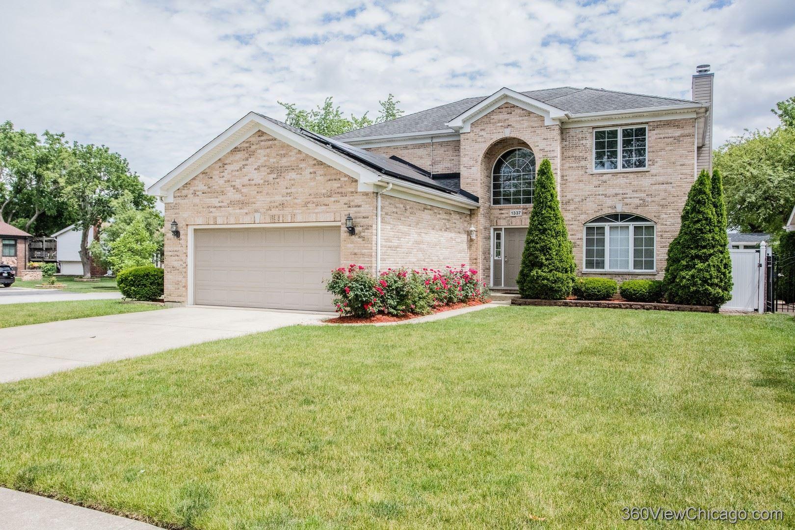 1337 W Meyer Drive, Addison, IL 60101 - #: 11165234